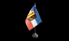 Tischflagge Deutschland Stadt Mannheim