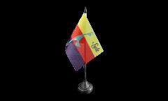 Tischflagge Deutschland Stadt Sylt