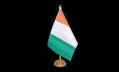 Tischflagge Elfenbeinküste - 15 x 22 cm