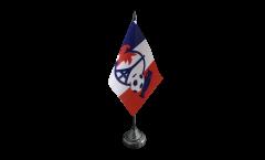 Tischflagge EM 2016 - 10 x 15 cm
