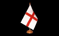 Tischflagge England St. George - 15 x 22 cm