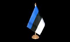 Tischflagge Estland - 15 x 22 cm