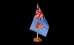 Tischflagge Fidschi - 10 x 15 cm
