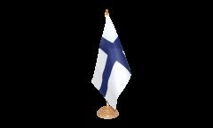 Tischflagge Finnland - 15 x 22 cm