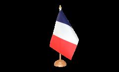 Tischflagge Frankreich - 15 x 22 cm