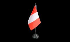 Tischflagge Frankreich Beauvais - 10 x 15 cm
