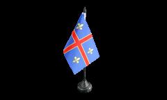 Tischflagge Frankreich Clermont-Ferrand