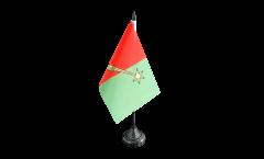 Tischflagge Frankreich Colmar - 10 x 15 cm