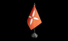 Tischflagge Frankreich Comminges