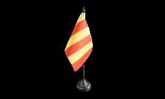 Tischflagge Frankreich Faucigny - 10 x 15 cm