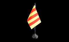 Tischflagge Frankreich Foix
