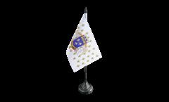 Tischflagge Frankreich Königreich 987 - 1791