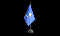 Tischflagge Frankreich Mende