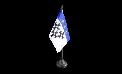 Tischflagge Frankreich Moulins