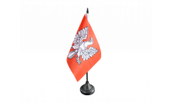 Tischflagge Frankreich Tarentaise - 10 x 15 cm