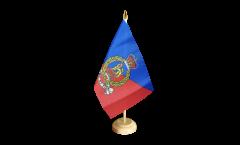 Tischflagge Großbritannien Adjutant General's Corps