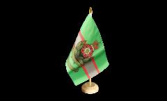 Tischflagge Großbritannien British Army Intelligence Corps - 15 x 22 cm