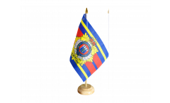 Tischflagge Großbritannien British Army Royal Logistic Corps - 15 x 22 cm