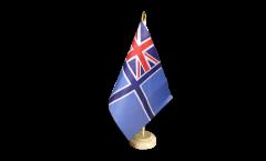 Tischflagge Großbritannien British Civil Air Ensign - 15 x 22 cm