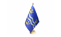 Tischflagge Großbritannien Cambridgeshire neu
