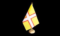Tischflagge Großbritannien Dorset