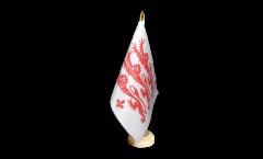 Tischflagge Großbritannien Dorset civil