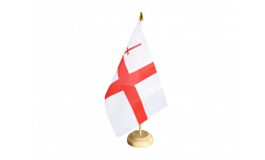 Tischflagge Großbritannien London - 15 x 22 cm