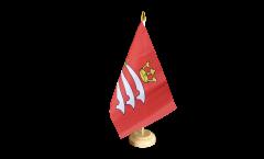 Tischflagge Großbritannien Middleessex - 15 x 22 cm