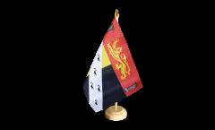 Tischflagge Großbritannien Norfolk - 15 x 22 cm