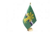 Tischflagge Großbritannien Nottinghamshire
