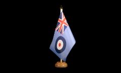 Tischflagge Großbritannien Royal Airforce - 15 x 22 cm