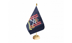 Tischflagge Großbritannien Royal Army Physical Training Corps - 15 x 22 cm