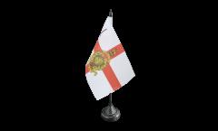 Tischflagge Großbritannien Royal Marines Reserve London
