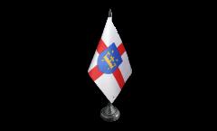 Tischflagge Großbritannien St. Edmund of Suffolk