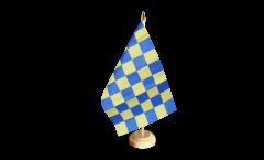 Tischflagge Großbritannien Surrey neu - 15 x 22 cm
