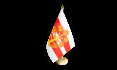 Tischflagge Großbritannien Westmorland - 15 x 22 cm