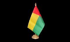 Tischflagge Guinea-Bissau - 15 x 22 cm