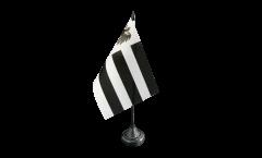 Tischflagge Hohenzollern - 10 x 15 cm