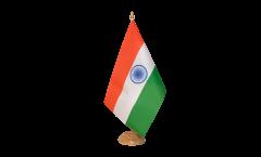 Tischflagge Indien