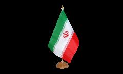 Tischflagge Iran - 10 x 15 cm