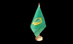 Tischflagge Irland Leinster - 10 x 15 cm
