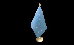 Tischflagge Irland Starry Plough - 15 x 22 cm