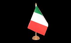 Tischflagge Italien - 15 x 22 cm