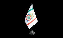 Tischflagge Italien Apulien