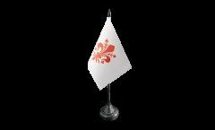Tischflagge Italien Florenz