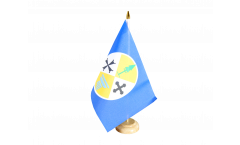 Tischflagge Italien Kalabrien - 15 x 22 cm
