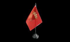 Tischflagge Italien Rom - 10 x 15 cm