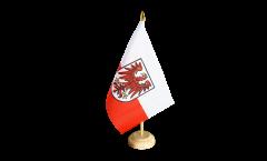 Tischflagge Italien Südtirol