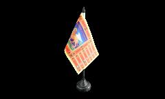 Tischflagge Italien Venedig Republik 697-1797 - 10 x 15 cm