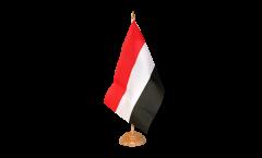 Tischflagge Jemen